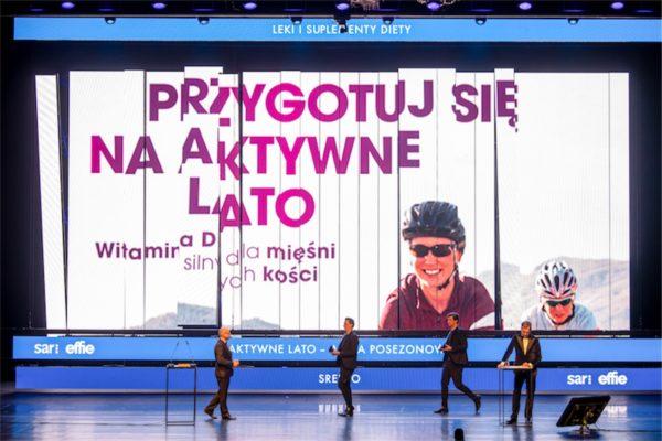 Gala Effie 2019 Vigantoletten. Agencja 360 stopni, KV